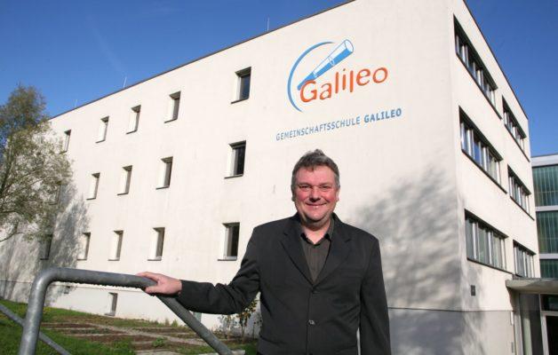 Lutz Klauer – Neuer Direktor an der Galileo-Schule