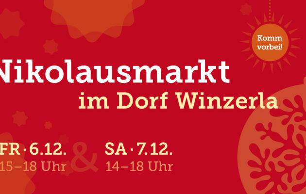 11. Nikolausmarkt in Alt-Winzerla