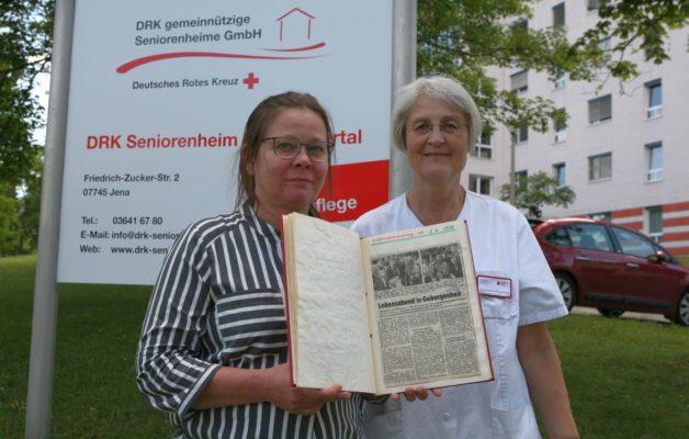 """Das Seniorenheim """"Am Kleinertal"""" wurde 1988 eingeweiht"""