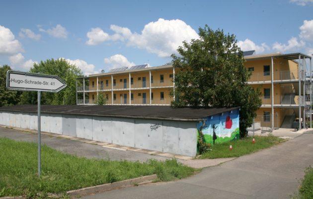 Die Hugo-Schrade-Straße 41 wird Ämtersitz