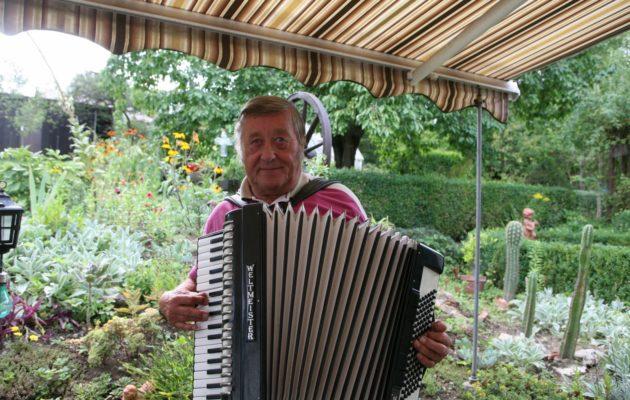 Dr. Helmut Stauche ist vielfältig ehrenamtlich aktiv