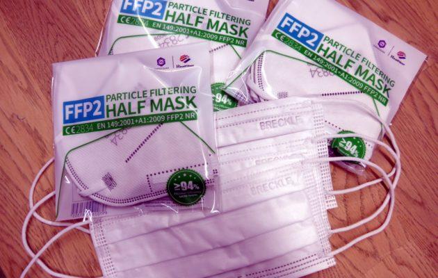 Maskenausgabe für Jenabonus-Karteninhaber im Stadtteilbüro Winzerla