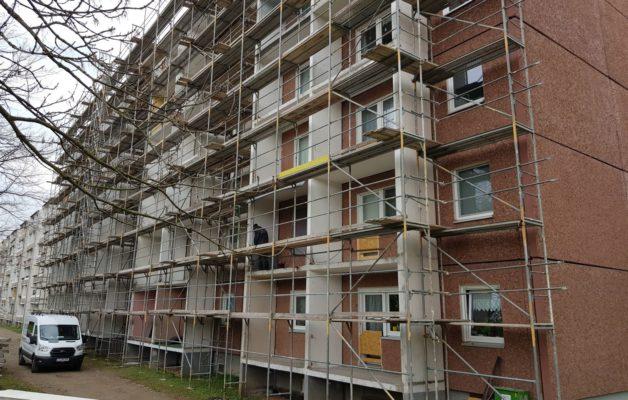 """""""jenawohnen"""" investiert in Wohnungen in der Zielinski- und Schrödingerstraße"""